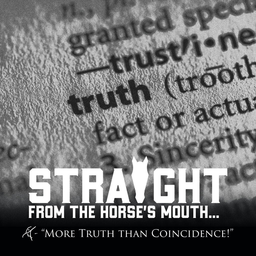 more truth than coincidence podcast